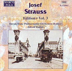 Strauss Josef - Edition Vol.3;Walter (CD)