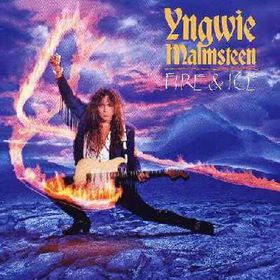 Yngwe Malmsteen - Fire And Ice (CD)