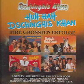 Dschinghis Khan - Huh Hah Dschinghis Khan (CD)