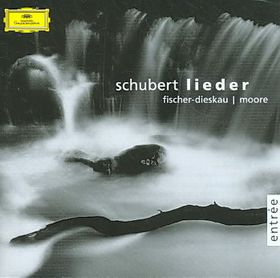 Dietrich Fischer-Dieskau - Lieder (CD)
