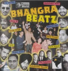 Bhangra Beatz - Various Artists (CD)
