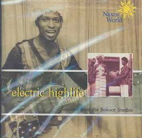 Electric Highlife - Various Artists (CD)