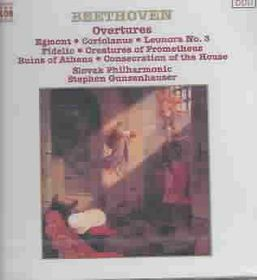 Beethoven:Overtures - (Import CD)