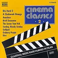 Cinema Classics - Vol.2 - Various Artists (CD)