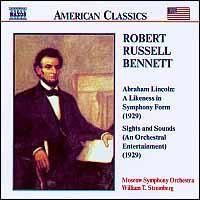 Bennett - Orchestral Music Stromberg (CD)