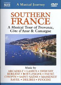 A Musical Journey - Southern France - Various Artists (DVD)