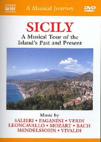 A Musical Journey - Sicily - Various Artists (DVD)
