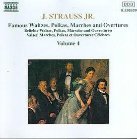 Strauss Johann:Best of Vol 4 - (Import CD)