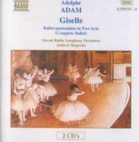 Adam - Adam: Giselle Cpte (CD - 2 discs)