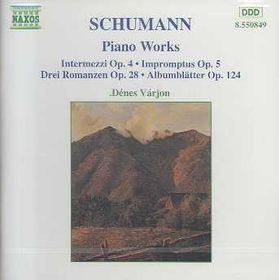 Varjon - Intermezzi / Impromptus Clara Wieck / Albumblatter (CD)