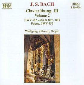 Wolfgang Rubsam - Clavierubung Vol. 2 (CD)