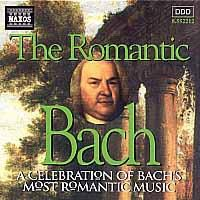 Romantic Bach - Various Artists (CD)