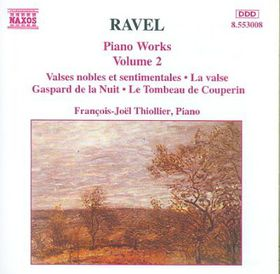 Francois Thiollier-Joel - Piano Works Vol.2 (CD)