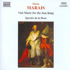 Spectre De La Rose - Viola Music For The Sun King (CD)