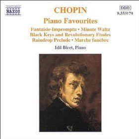 Idil Biret - Piano Favourites (CD)