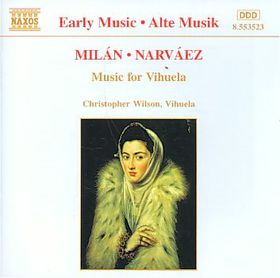 Milan & Narvaez - Lute Music (CD)