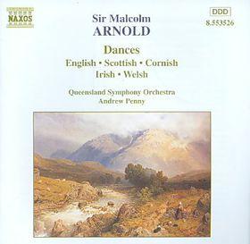 Queensla - Arnold: Dances (CD)