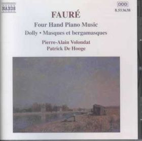 Pierre-Alain Volondat - Four Hand Piano Music (CD)