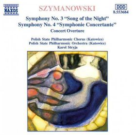 Polish State Philharmonic Orchestra - Symphonies 3 & 4 (CD)