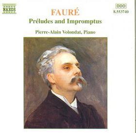 Pierre-Alain Volondat - Preludes & Impromptus (CD)
