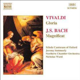 Schola Cantorum Of Oxford - Gloria / Magnificat (CD)