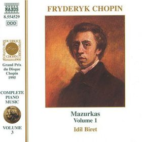 Idil Biret - Chopin Vol.3 - Mazurkas Nos. 1-26 (CD)