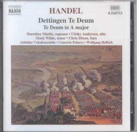 Dettingen Te Deum - Various Artists (CD)