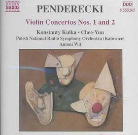 Penderecki:Violin Ctos. Nos. 1 & 2 - (Import CD)