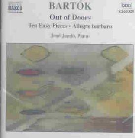 Bartok - Piano Music Vol.3;Jeno Jando (CD)