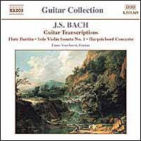 Bach - Guitar Transcriptions;Enno Voorhorst (CD)