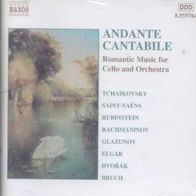 Various - Romantic Music For Cello & Orch;Kliegel (CD)