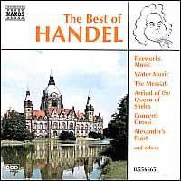 Best Of Handel - Various Artists (CD)