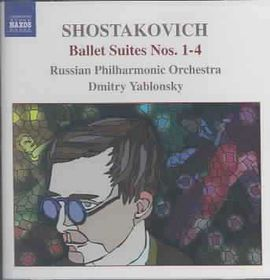 Russian Po/yablonsky - Shostakovich: Ballet Stes (CD)