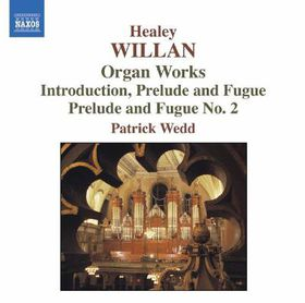 Willan:Introduction Passacaglia & Fug - (Import CD)