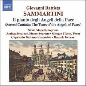 Sammartini - Il Pianto Degli Angeli (CD)