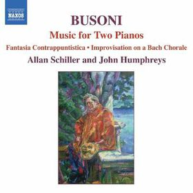 Ferruccio Busoni:Music for Two Pianos - (Import CD)