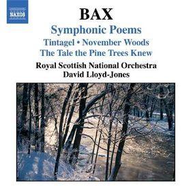 Rsno/lloyd-jones - Symphonic Poems (CD)