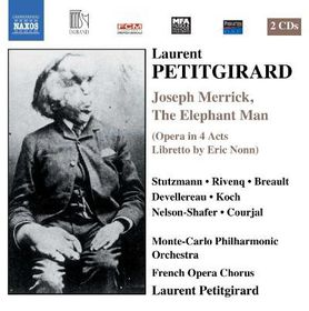 Joseph Merrick, The Elephant Man - Various Artists (CD)