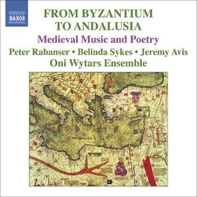 Oni Wytars Ensemble - From Byzantium To Andalusia - Medieval Music (CD)