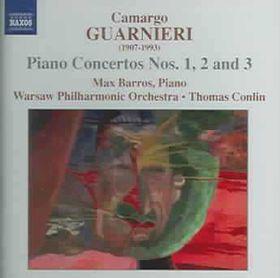 Warsaw Philharmonic Orchestra - Piano Concertos Nos.1-3 (CD)