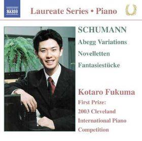 Schumann - Abegg Variations (CD)
