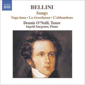 O'Neill, Dennis / Surgenor, Ingrid - Songs / Vaga Luna / La Ricordanza / l' Abbandono (CD)