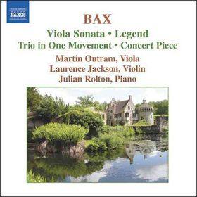 Jackson, Laurence / Outram, Martin / Rolton, Julian - Viola Sonata (CD)