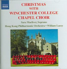 Christmas with the Winchester College - (Import CD)