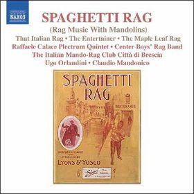 Spaghetti Rag - Various Artists (CD)