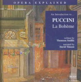 Introduction to Puccini La Boheme - (Import CD)