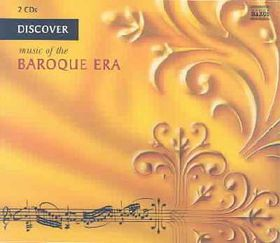 Discover Baroque Music - Various Artists (CD)
