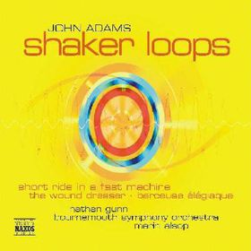 Gunn/Bournemouth So/Alsop - Adams:Shaker Loops (CD)
