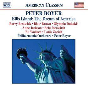 Boyer:Ellis Island Dream of America - (Import CD)