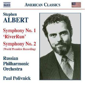 Albert Stephen - Symphonies Nos. 1 & 2 (CD)